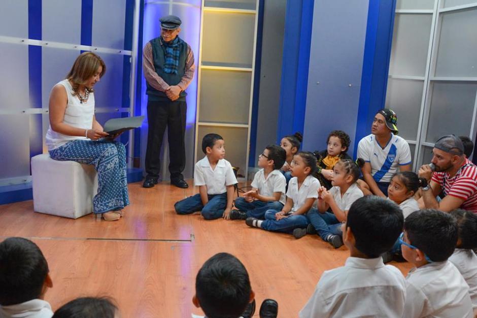 Las actividades de la Primera Dama no fueron públicas. (Foto: Patricia Marroquín de Morales/Facebook)