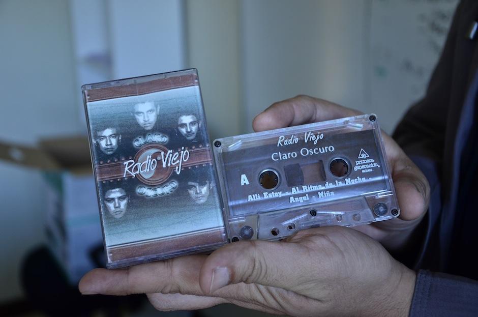 Radio Viejo formó parte de las Trincheras de Primera Generación Records. (Foto: Selene Mejía/Soy502)