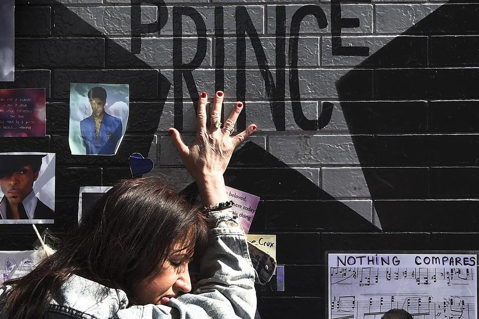 Prince falleció en su estudio el pasado 21 de abril. (Foto: okdiario.com)