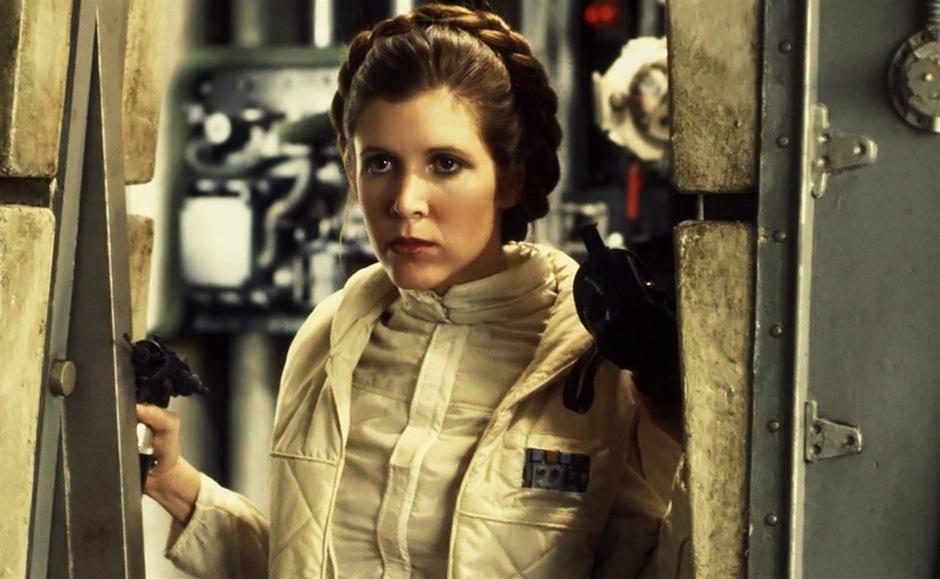 Ellos desean que Leia se convierta en una princesa Disney. (Foto: Cultura Ocio)