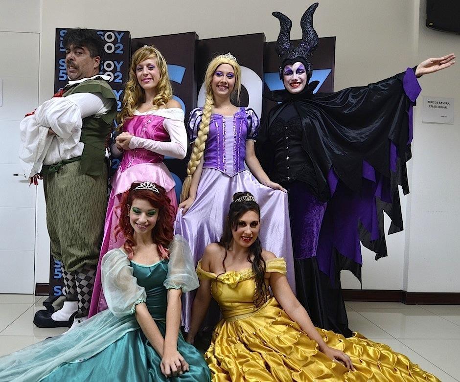 """Desde Argentina, """"Princesas el musical"""", viene a nuestro país. (Foto: Selene Mejía/Soy502)"""
