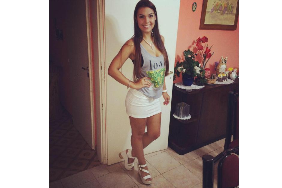 Joanna Birriel es una argentina que reside en Guatemala. (Foto: Facebook Joanna Birriel)