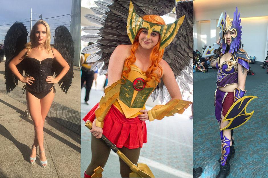 El Comic-Con 2015 celebrado en San Diego atrajo a muchos amantes de los cosplay