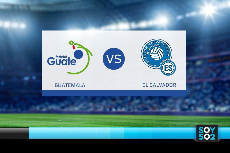 Guatemala enfrentará a El Salvador en un amistoso previo a sus compromisos de eliminatoria hacia Rusia 2018