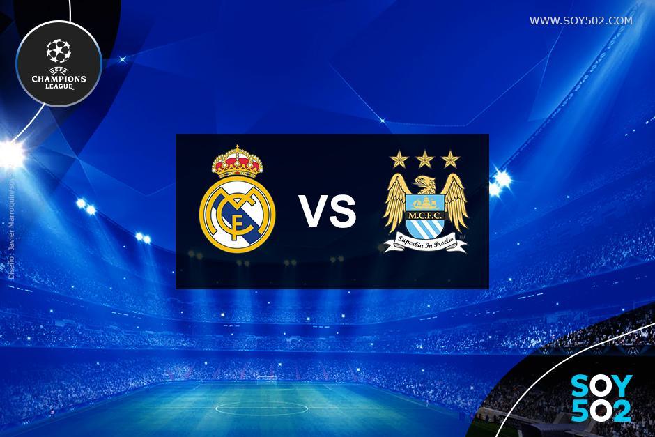 El Manchester City recibe al Madrid en el juego de ida de su primera semifinal de Champions de la historia