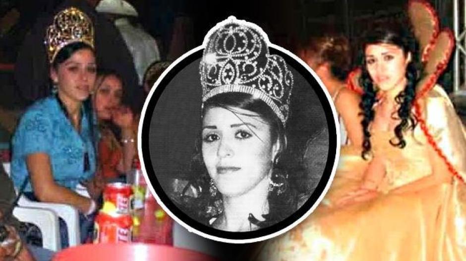 Emma Coronel es la esposa actual de Joaquín Guzmán, con quien tiene mellizas.