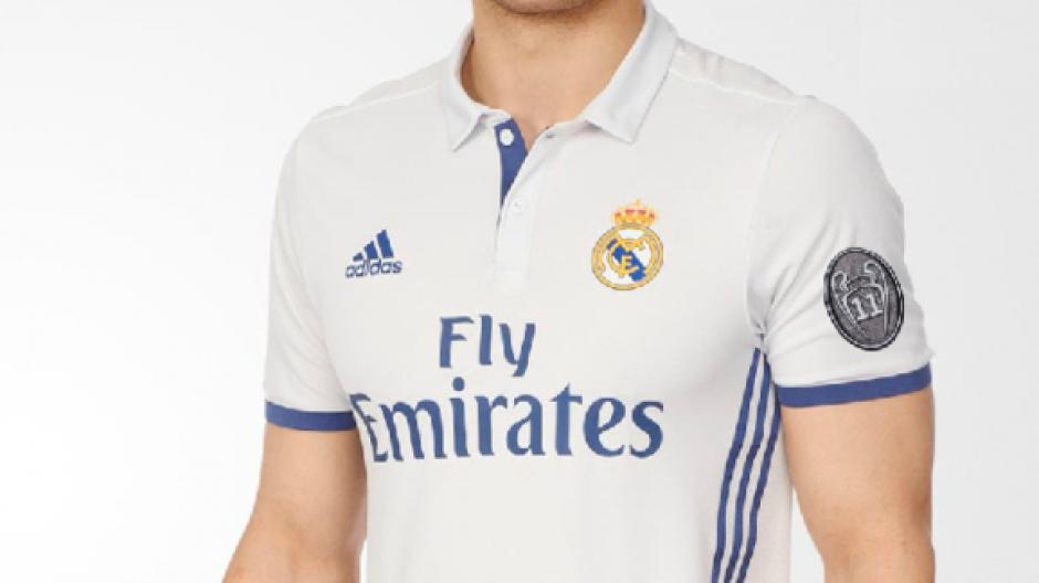 Esta nueva camiseta será usada en Liga de Campeones. (Foto: 90min)