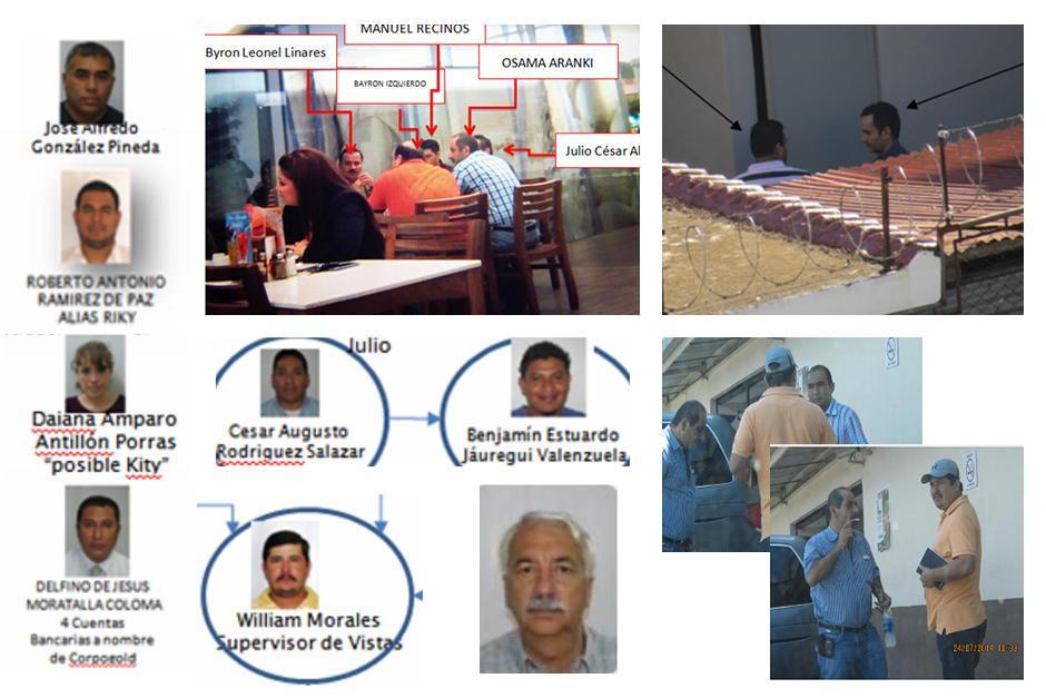 La red de corrupción La Línea mantiene ligados a proceso a 32 personas, pero hay prófugas otras 17. (Foto: Archivo/Soy502)