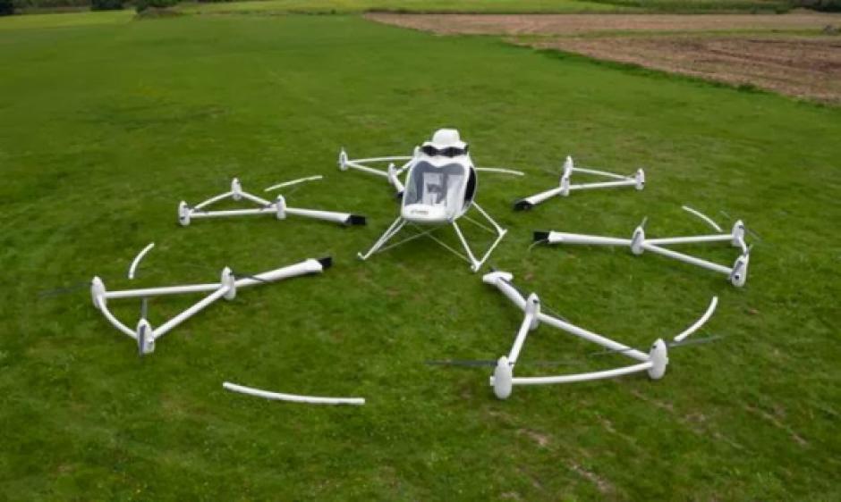 Fue construido con materiales ligeros y es fácil de conducir. (Foto: propelstps.com)