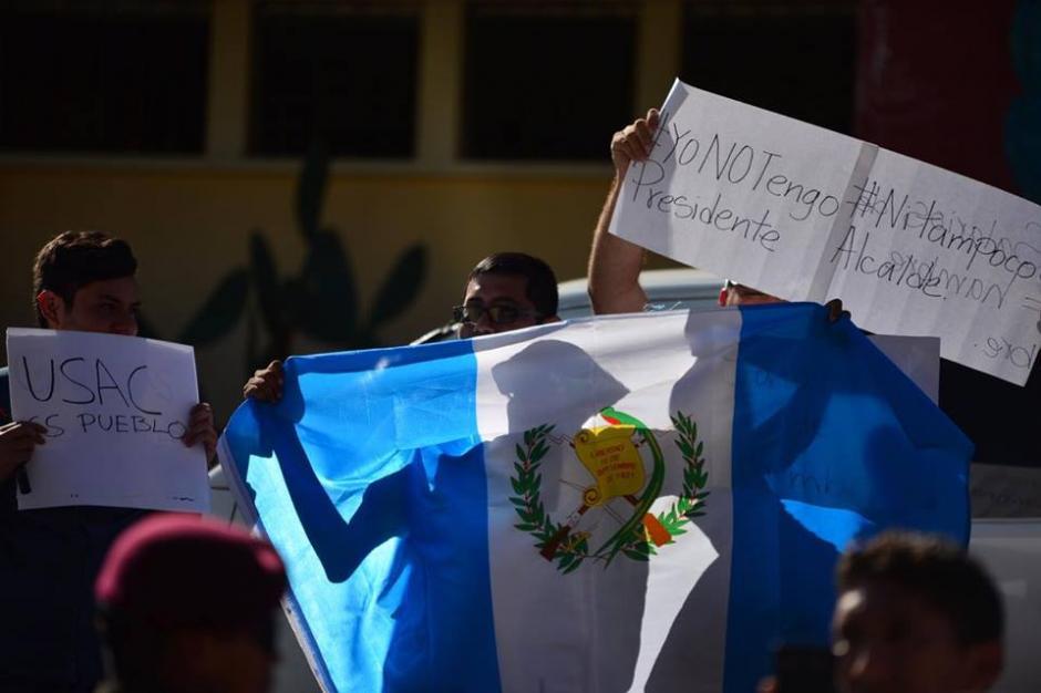 Los guatemaltecos de nuevo se pronunciaron de forma pacífica en contra de una medida de gobierno. (Foto: Jesús Alfonso/Soy502)
