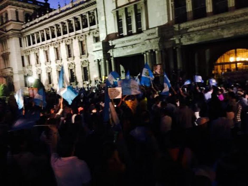 El Palacio Nacional de la Cultura ha sido el escenario de los momentos históricos en el país. (Foto: José Dávila/Soy502)