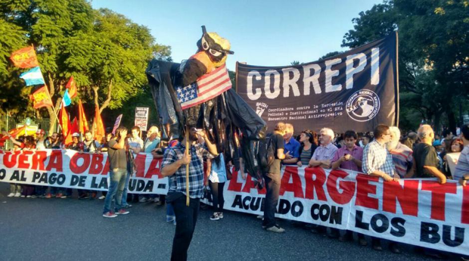 Los activistas sociales convocaron para este jueves a una nueva jornada de manifestaciones. (Foto: Telesur)