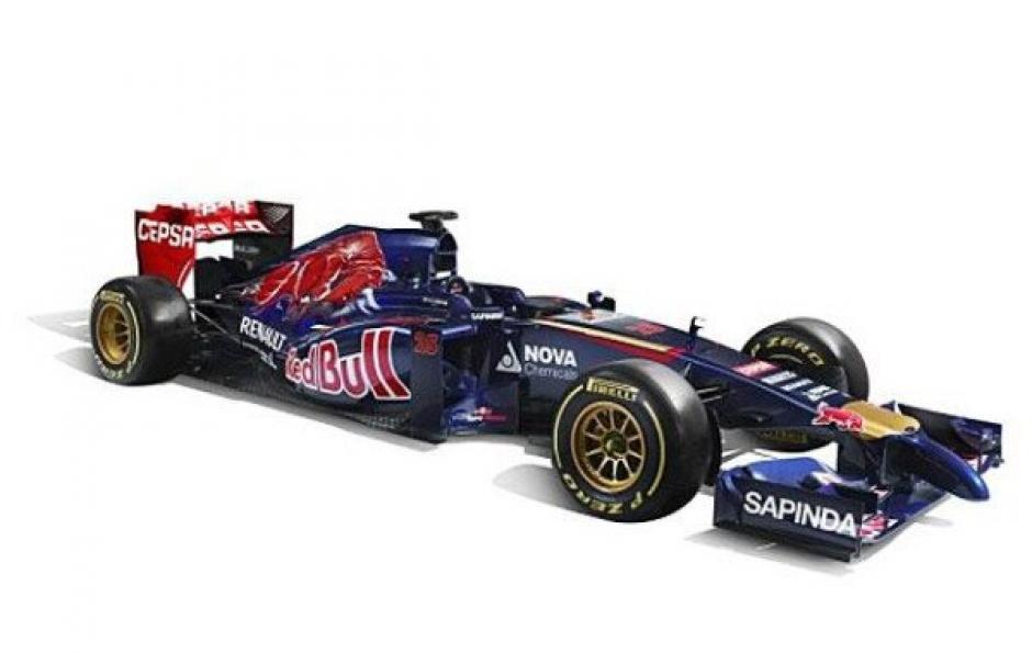 Toro rosso, F1, 2014, monoplaza