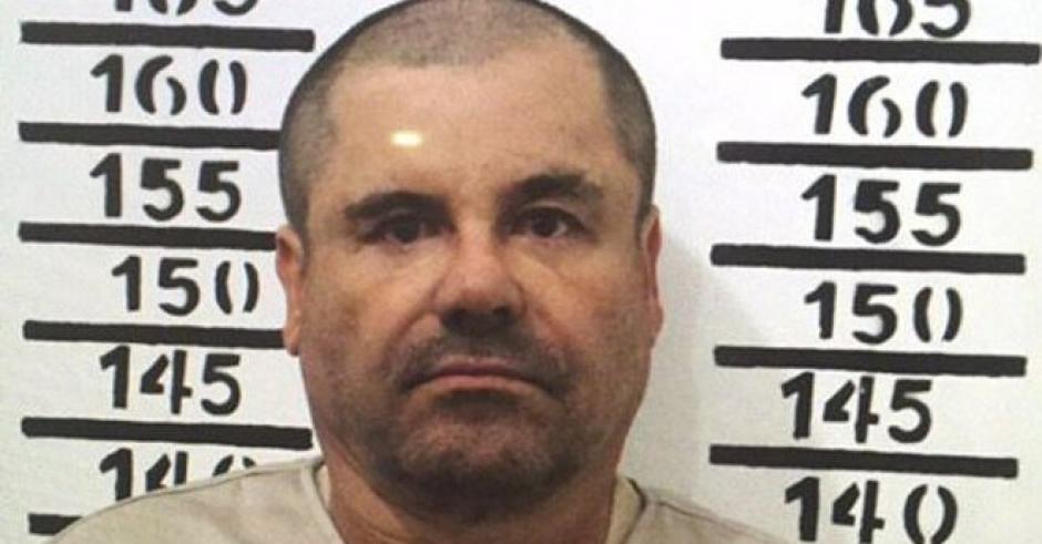 Joaquín Guzmán Loera está a la espera de una inminente extradición. (Foto: Twitter)