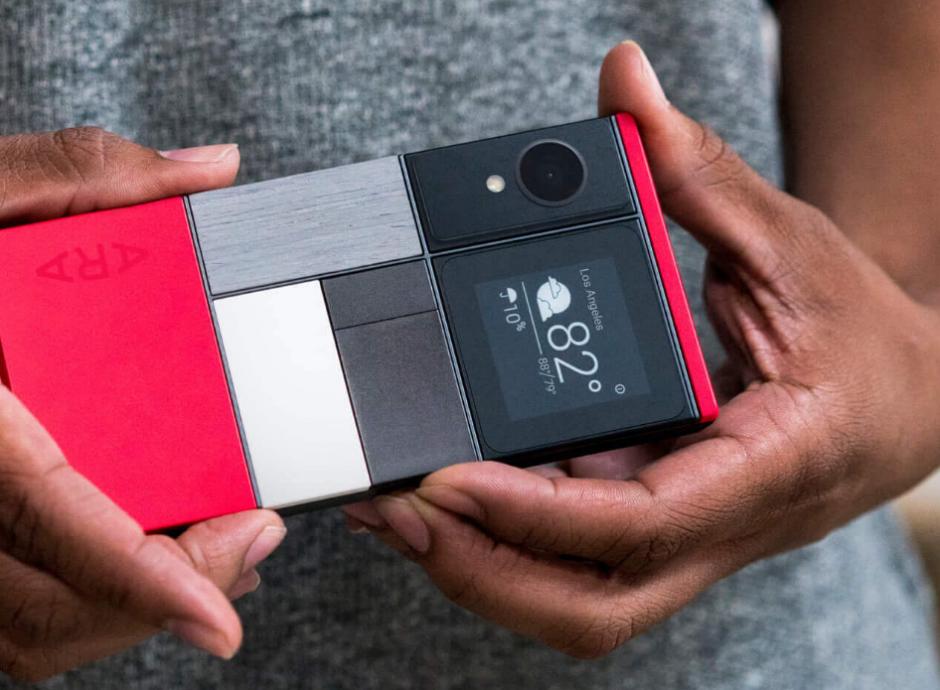 Los desarrolladores podrán diseñar sus propias piezas de hardware para el teléfono. (Foto: proyecto Ara de Google)