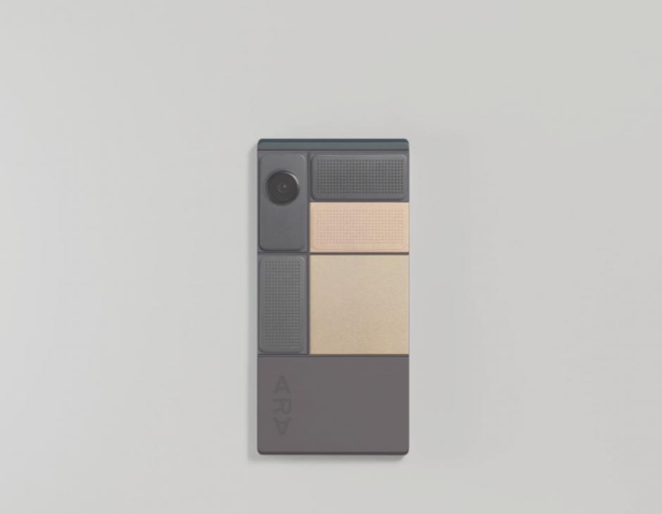 Google dio a conocer la última versión de Ara, su dispositivo modular. (Foto: proyecto Ara de Google)