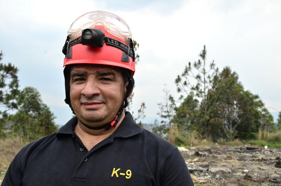 Sus tropas incluyen perros trabajadores en Colombia, Argentina y Estados Unidos. (Foto: Selene Mejía/Soy502)