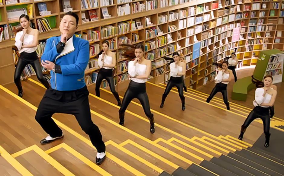 El cantante surcoreano Psy. (Foto: Google)
