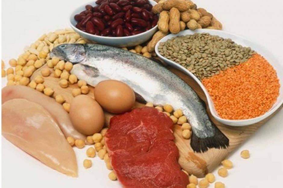 La proteína es una aliada en los momentos de dieta. (Foto: triatlonrunning.com)