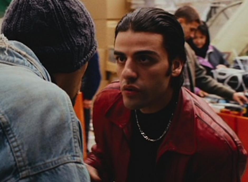 Isaac tiene un papel secundario en Pu-239, la trama de un trabajador ruso queda expuesto a una dosis letal de radiación. (Foto: Youtube)
