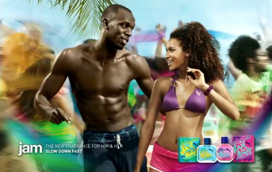 Usain Bolt tiene su propia línea de perfume que le genera buenas ganancias. (Foto: Twitter)