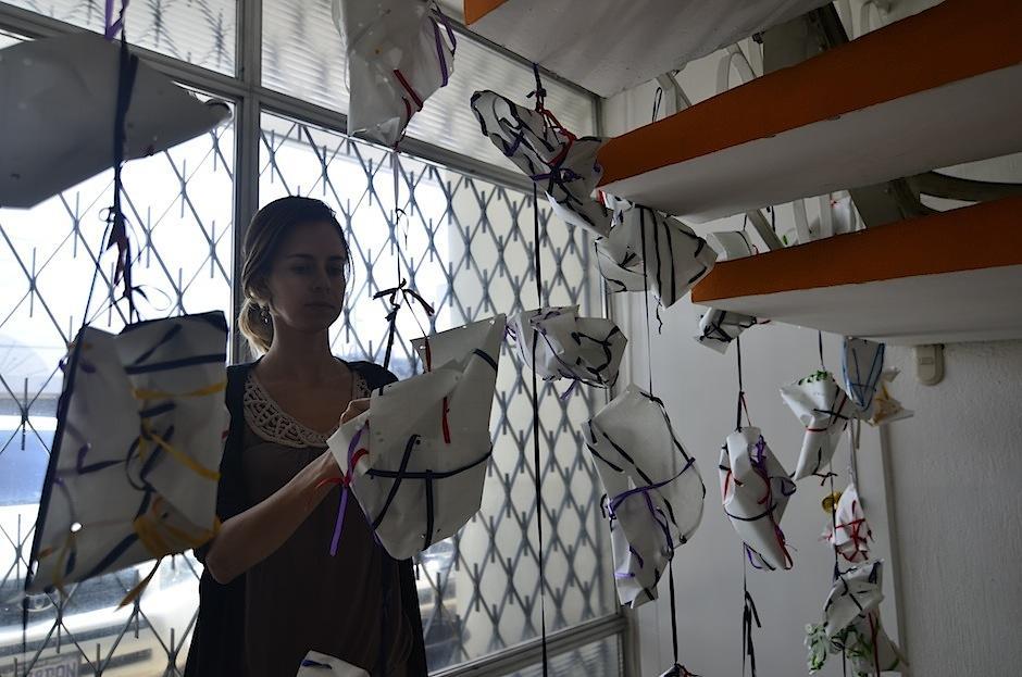 """Cada una de las piezas ha sido realizada por los integrantes de """"Puro Arte"""". (Foto: Selene Mejía/Soy502)"""