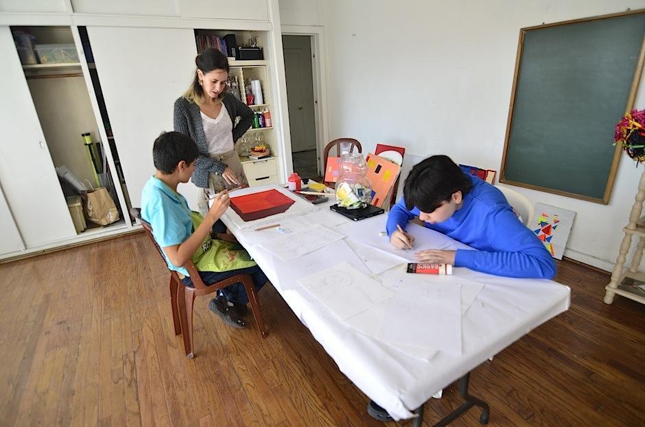El lugar cuenta con un programa de becas. (Foto: Selene Mejía/Soy502)