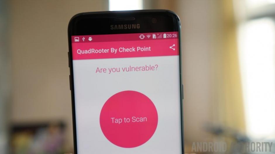 La falla de seguridad conocida como QuadRooter ha sido descubierta por la empresa Check Point. (Foto: androidauthority.com)
