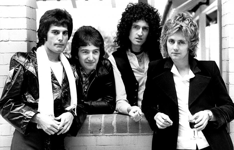 La banda Queen. (Foto: Google)