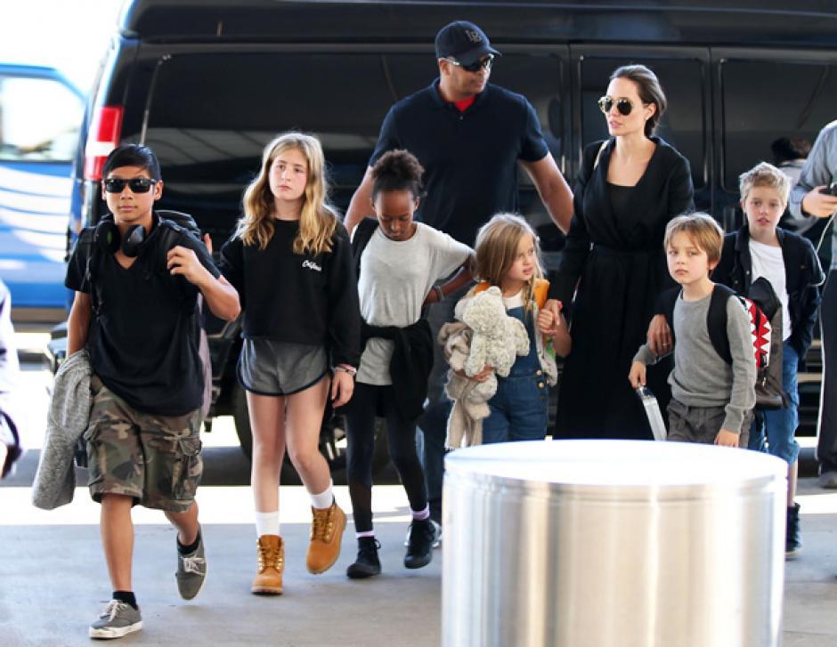 El divorcio entre Angelina Jolie y Brad Pitt ha tenido un camino lleno de obstáculos. (Foto: Quien)