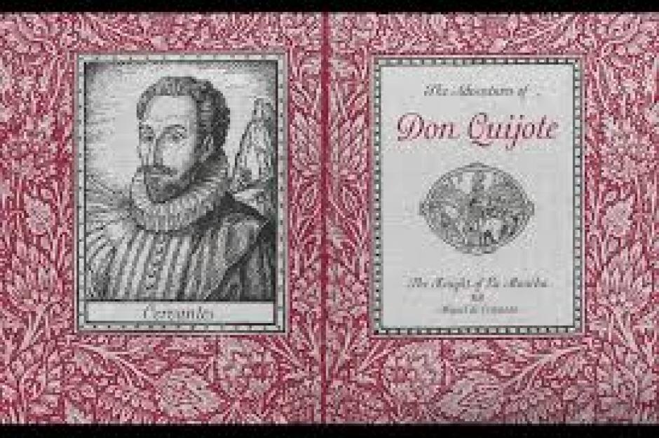 Don quijote fue traducida al inglés en 1608 por Thomas Shelton de Irlanda. (Foto: batanga)