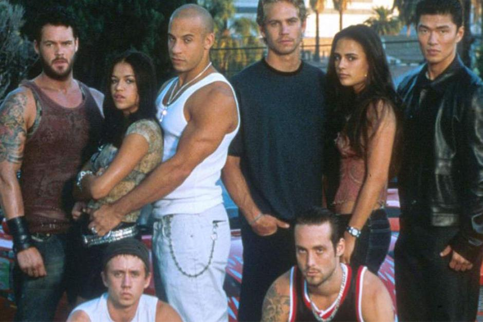 """En 2001se grabó """"The Fast and the Furious"""" (Foto: Archivo)"""