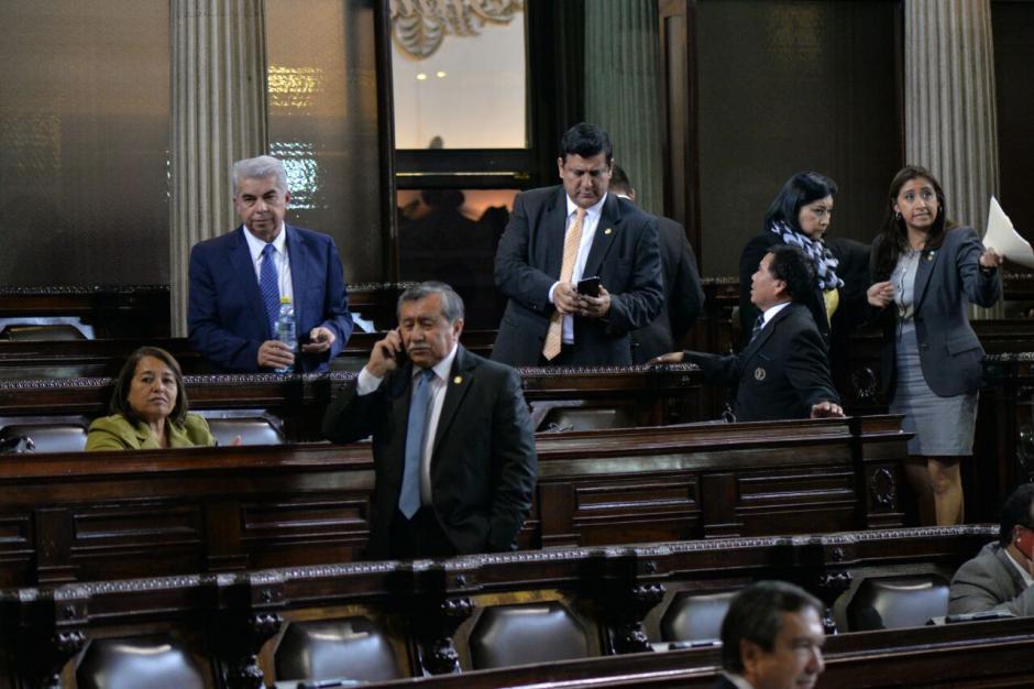 Rabbé no asistía al Congreso desde el 18 de mayo. (Foto: Wilder López/Soy502)