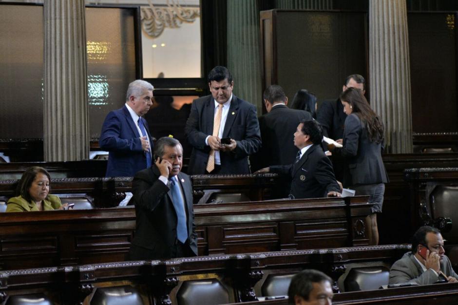 El parlamentario es señalado de crear plazas fantasma en el Congreso durante 2015. (Foto: Wilder López/Soy502)