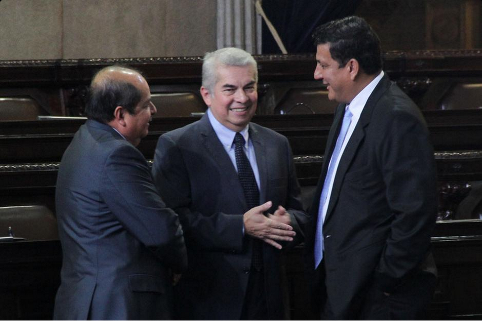 El legislador no se presenta al Congreso desde el 11 de agosto. (Foto: Archivo/Soy502)