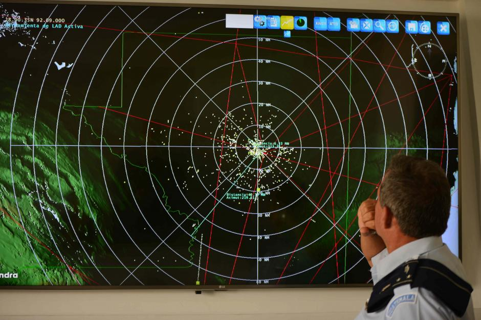 Desde hace un mes funciona un sistema de radares en Guatemala. (Foto: Jesús Alfonso/Soy502)