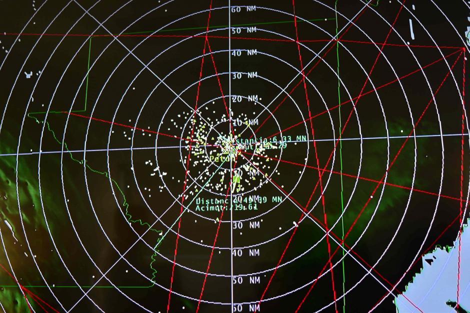 El radar cubre todo el territorio nacional. (Foto: Jesús Alfonso/Soy502)