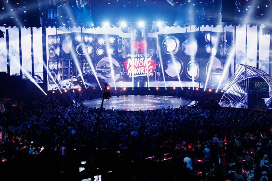 iHeartRadio Music Awards se llevaron a cabo en California. (Foto: AFP)