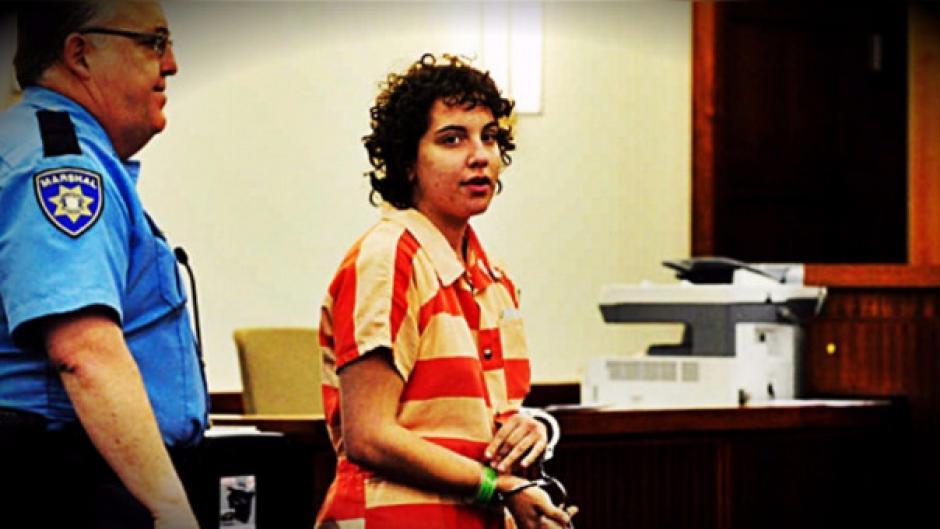 La chica admitió ante la corte que había dado muerte a su progenitor porque no la dejaba ser libre. (Foto: Radio Capital)
