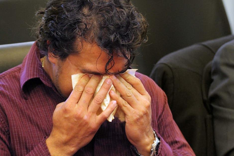 El guatemalteco relata como vio cuando su familia fue masacrada. (Foto: woodstoksentinelreview)