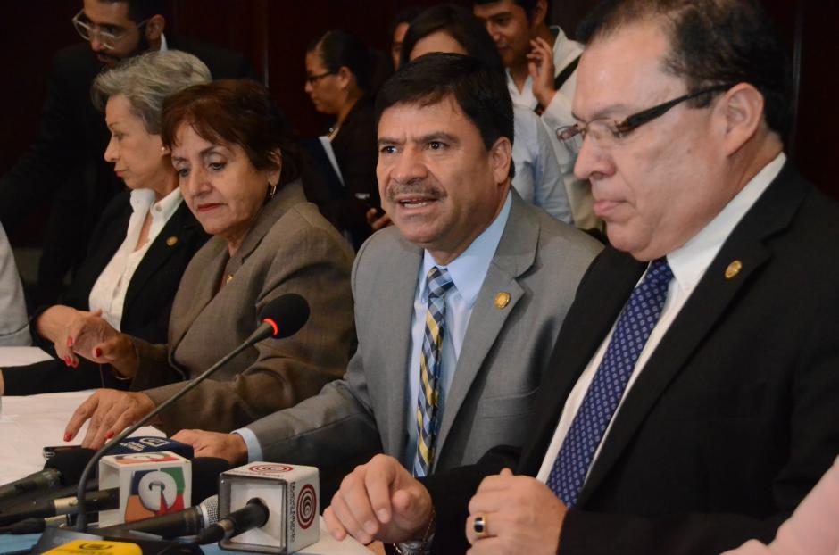El Presidente del OJ señaló que la propuesta servirá para descongestionar el sistema de justicia. (Foto: Archivo/Soy502)