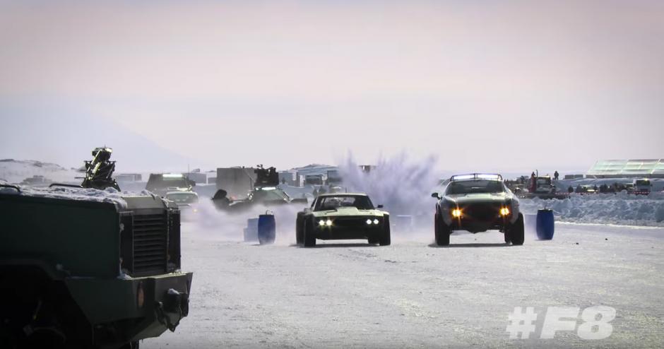 La velocidad y la adrenalina son dos de los ingredientes principales de la cinta. (Captura de pantalla: Fast & Furious/YouTube)