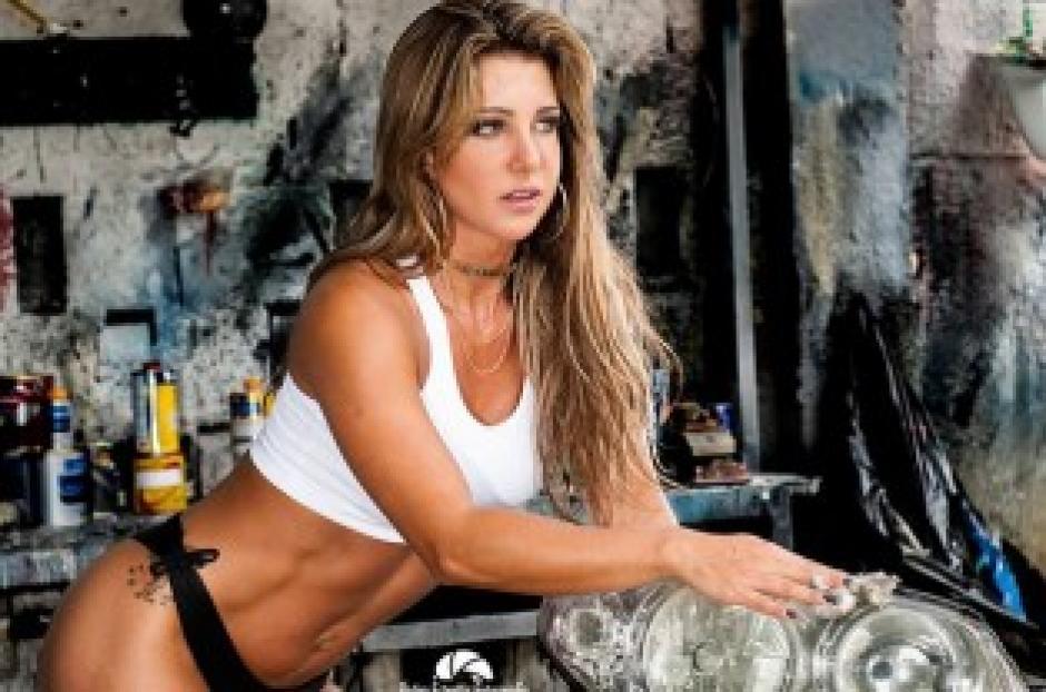 La modelo brasileña Raquel Santos, fallece a los 28 años. (Foto: Raquel Santos)