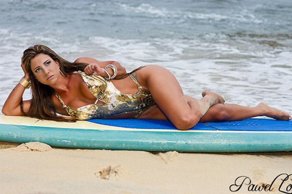 Raquel Santos fue una cotizada modelo brasileña. (Foto: Raquel Santos)