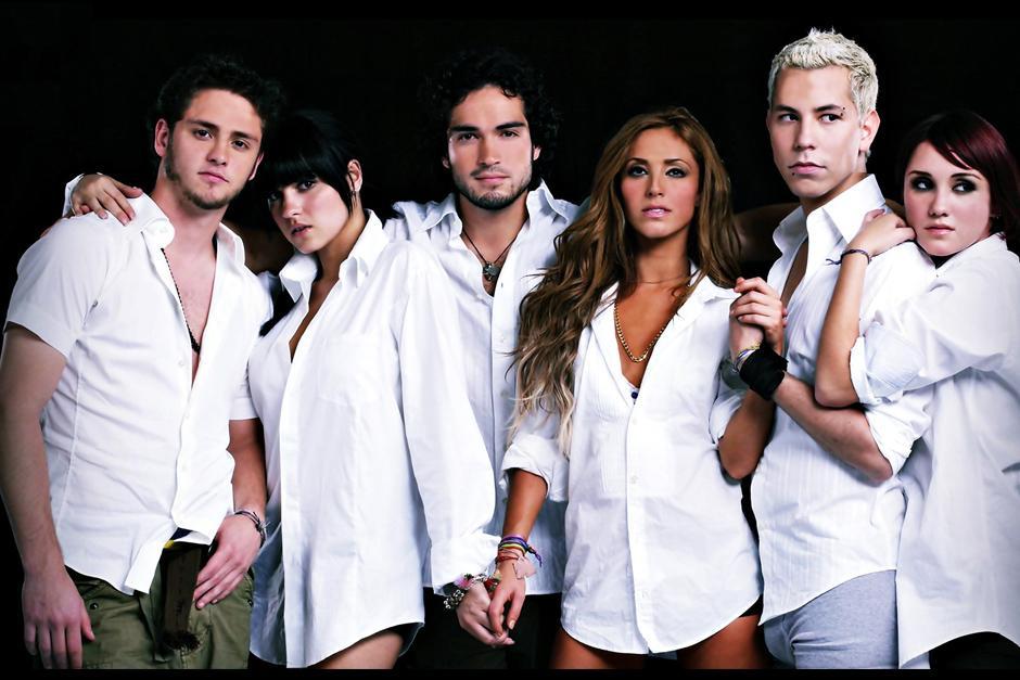 RBD fue un grupo de pop mexicano. (Foto: Archivo)