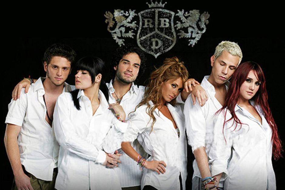 La agrupación original fue creada dentro de la telenovela Rebelde. (Foto: Archivo)