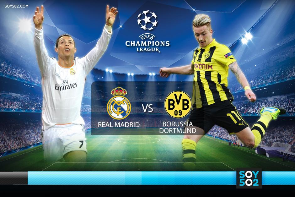 Cristiano Ronaldo cumplirá ante el Borussia 100 juegos en la Champions