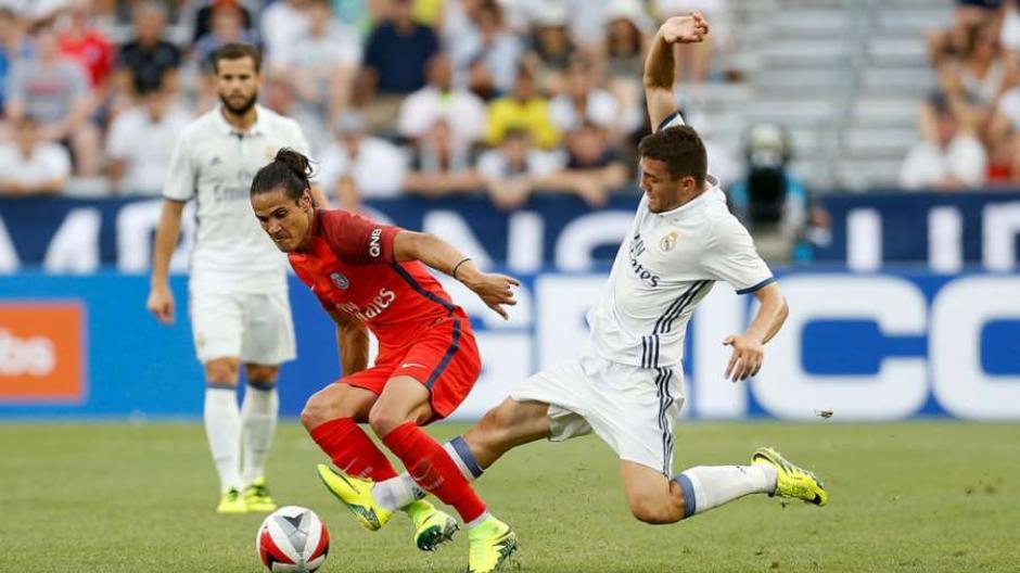 El PSG superó 3-1 a Real Madrid en partido amistoso de pretemporada. (Foto: EFE)