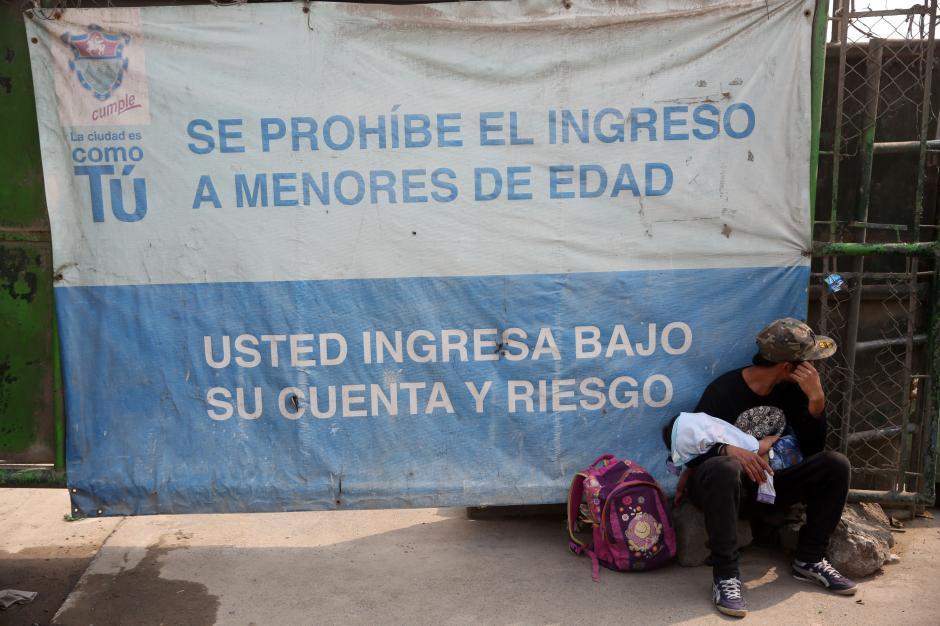 El ingreso a menores de edad al lugar está prohibido. (Foto: EFE)