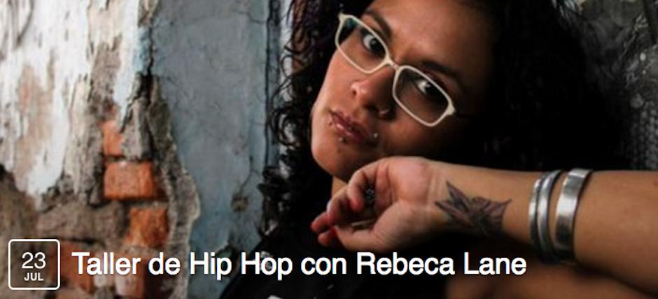 Si amas el hip hop esta actividad es para ti. (Foto: Rebeca Lane)